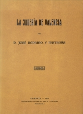 Rodrigo y Pertegás, José - Valencia, 1992