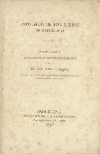 Fiter e Inglés, José - Barcelona, 1876